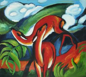 The Red Deer - 24