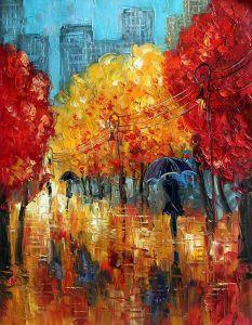 Autumn (Umbrellas) - 20