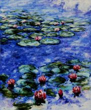 Water Lilies - 60