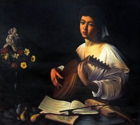 The Lute Player - 24