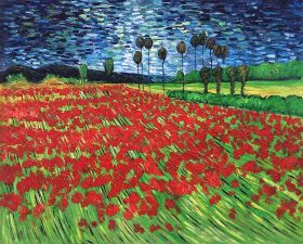 Field of Poppies - 40