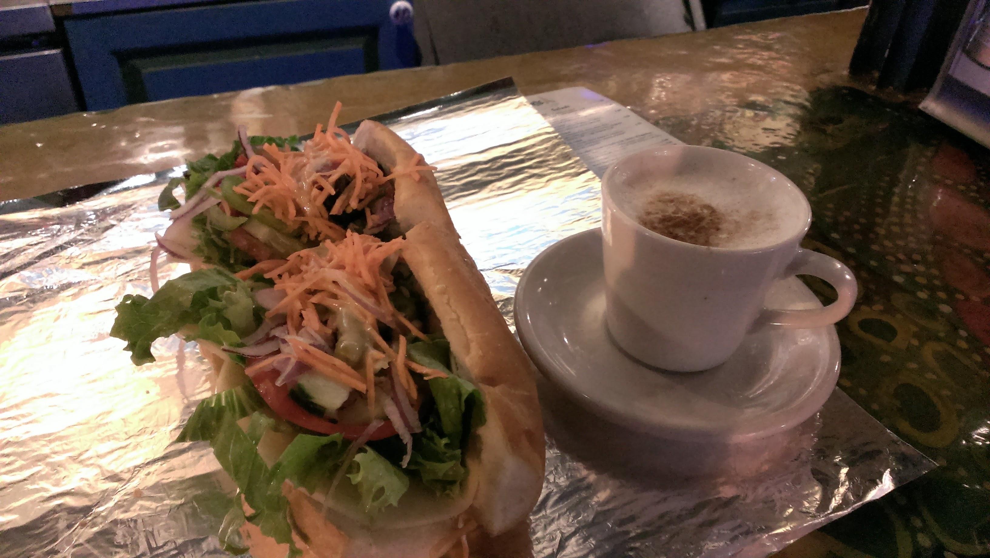 La sandwicherie food