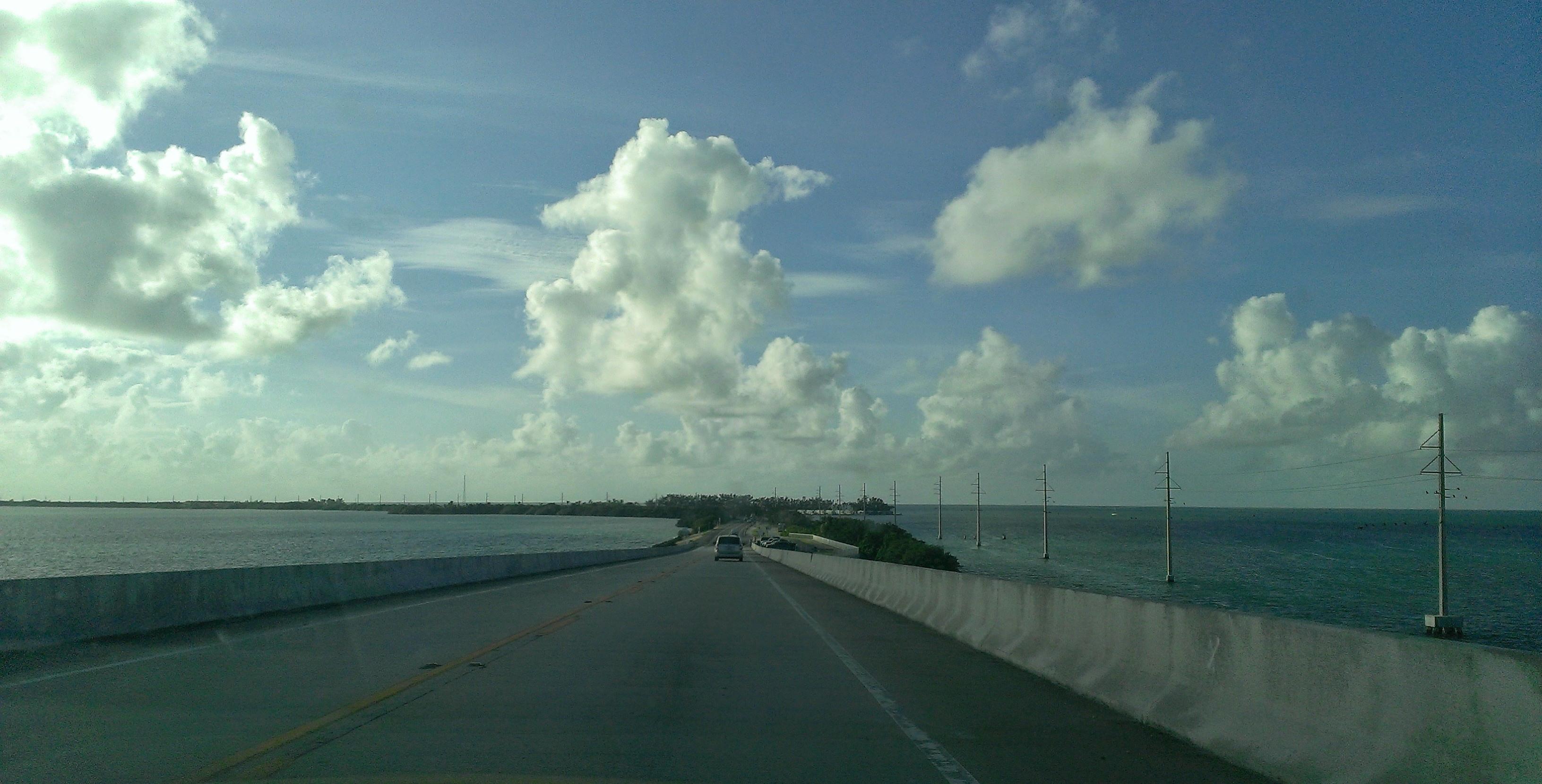 Drive to key west