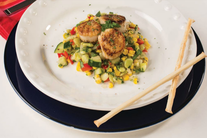 Scallops dining, Plano Profile