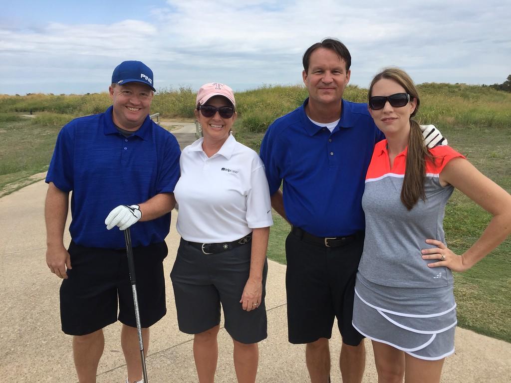 Kenny's Golf Tournament Hopes Door Plano
