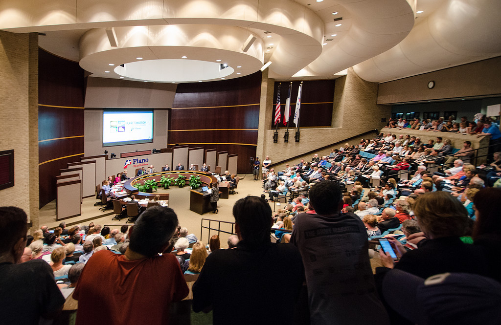 Plano Tomorrow City Council Public Hearing