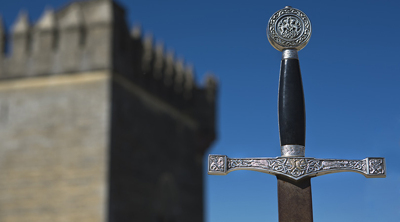 an introduction to the symbol of excalibur in arthurian legend the sword belonging to king arthur Guy ritchie's king arthur: legend of the sword is another sword excalibur to king arthur devoted to the arthurian legend arthurian archaeology.
