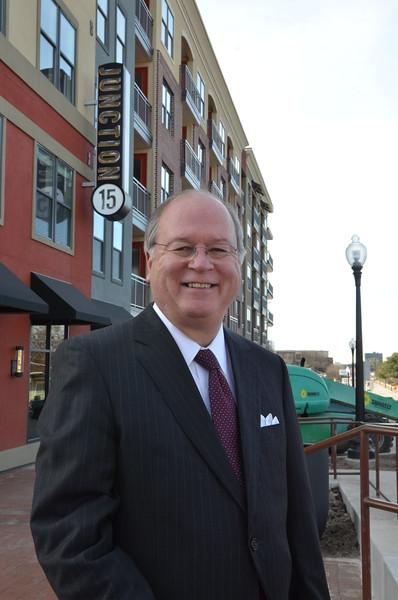 Plano Deputy City Manager Frank Turner