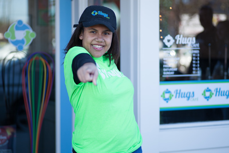 Hugs Cafe McKinney, Special Needs Adults