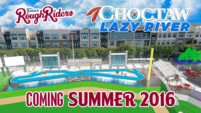 frisco roughriders lazy river baseball