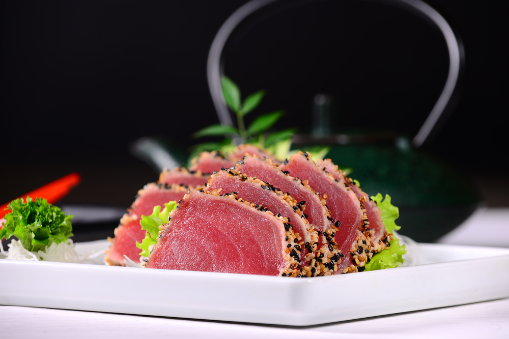 Recipe sesame seared tuna
