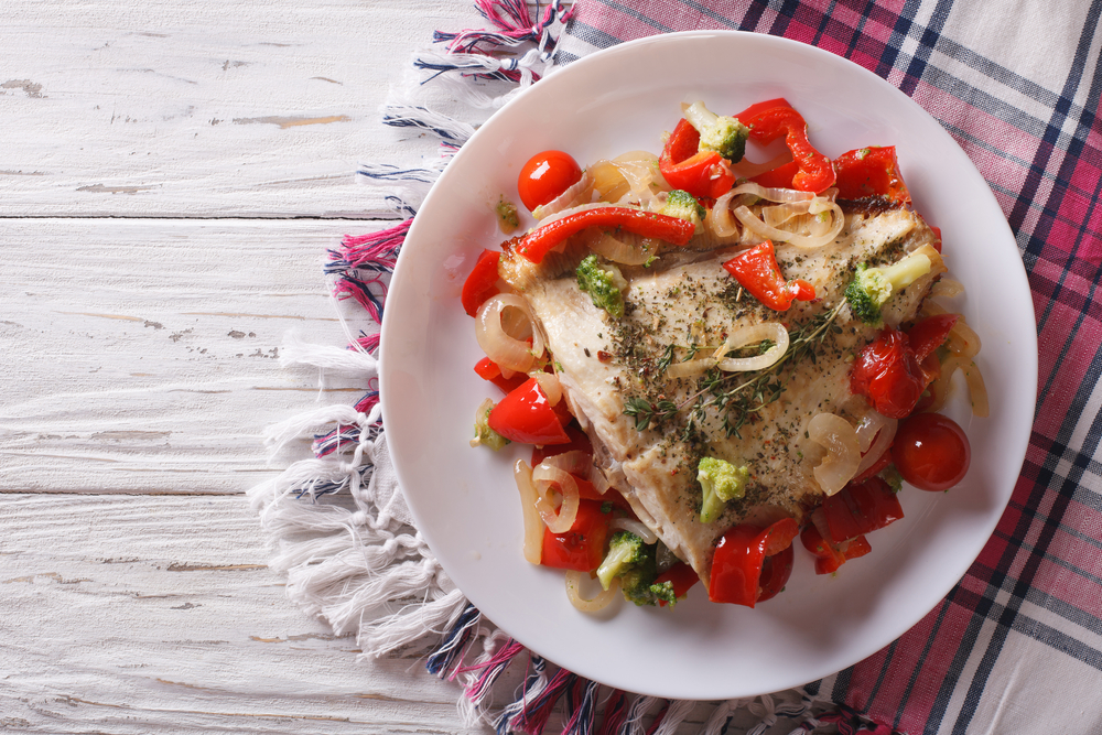 Recipe sauteed flounder fish