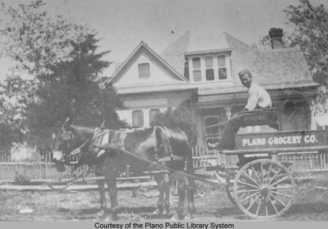 Plano_Grocery_Company_Delivery_Cart_1908