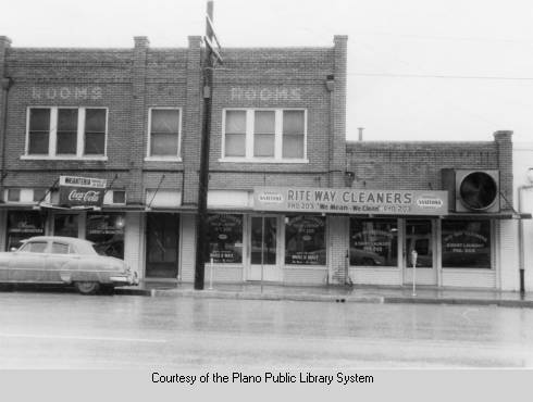 Downtown_Plano_1958