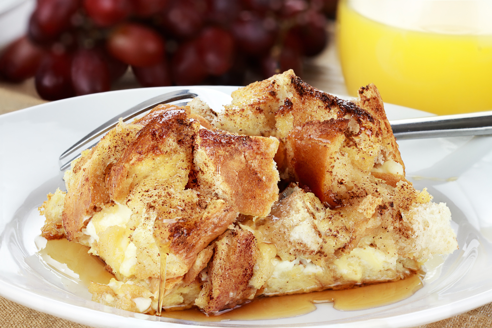 Recipe Over Night French Toast Casserole Bake