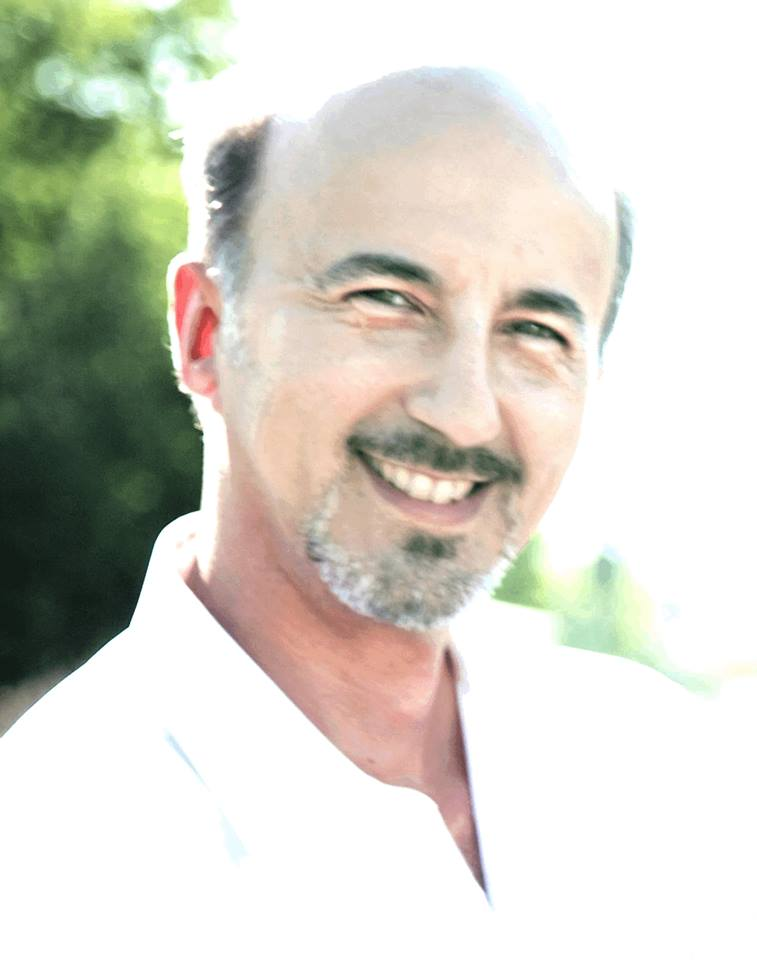 Author Mario Diana, Plano Texas