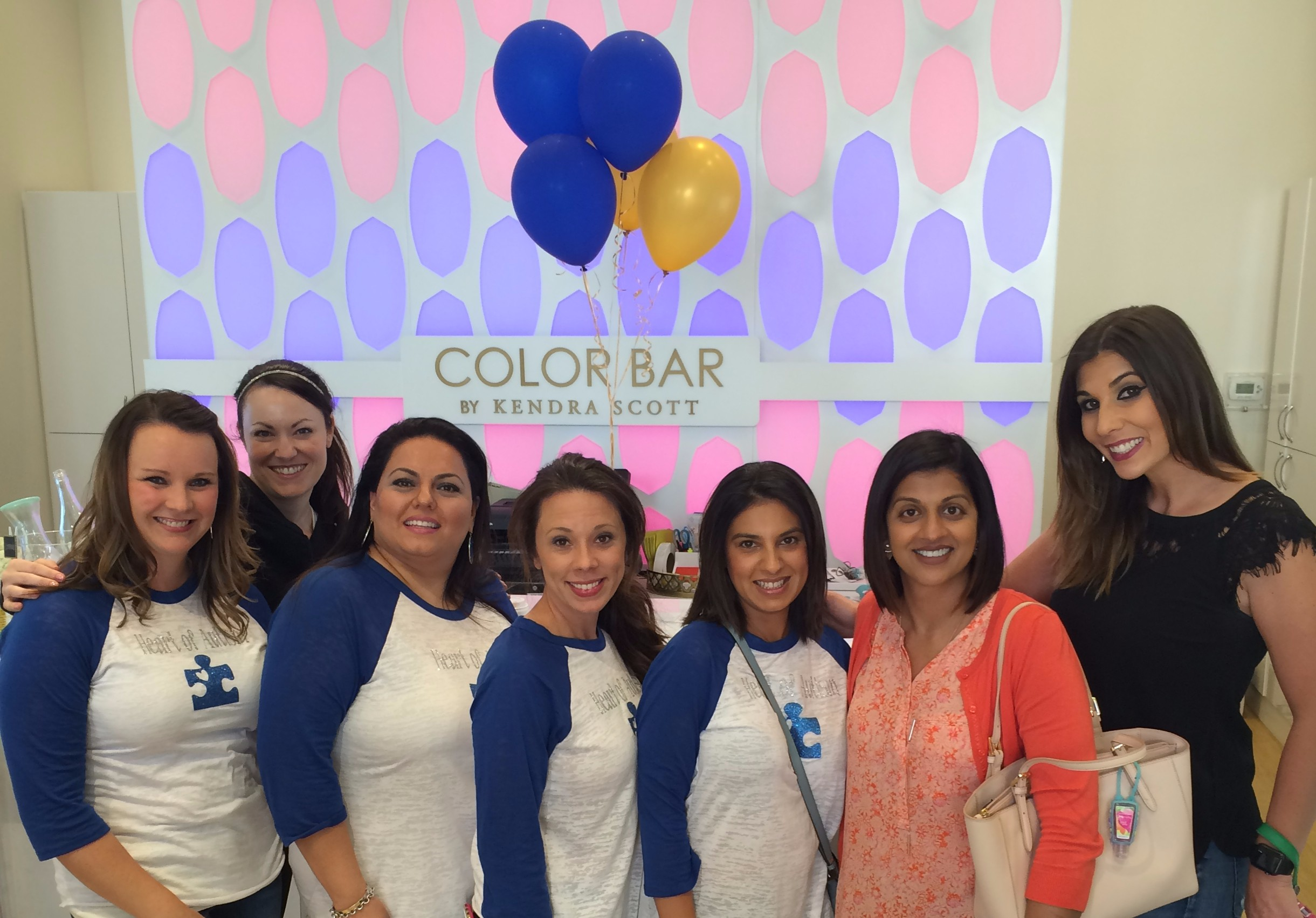 Kendra Scott, Heart of Autism Frisco