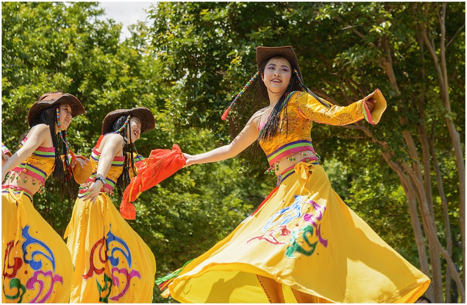 AsiaFest Plano 2016 celebrating Asian culture and dance