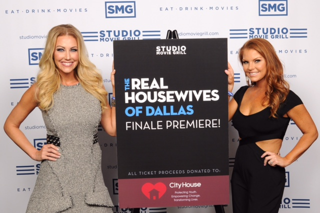 Real Housewives finale watch party