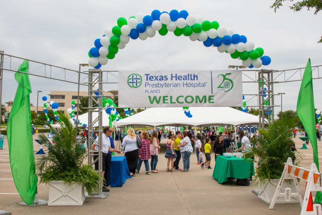 Texas Health Presbyterian Hospital Plano Celebrates 25 Years - Plano ...