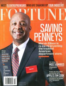 Marvin Ellison on Fortune