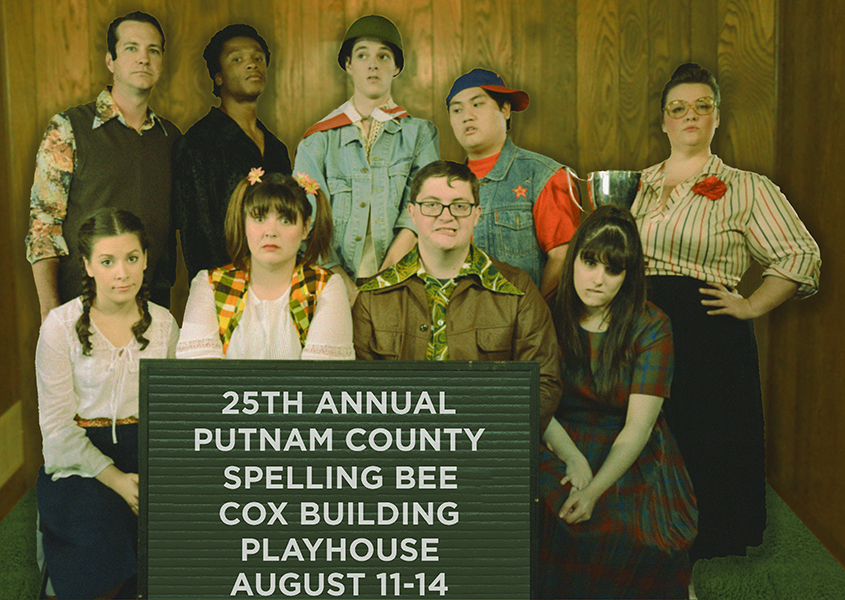 North Texas Performing Arts presents Putnam County Spelling Bee