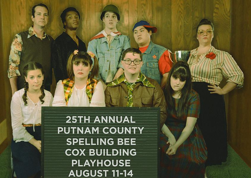North Texas Performing Arts presents Putnam County Spelling Bee