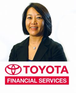Julia Wada, Toyota Financial Services