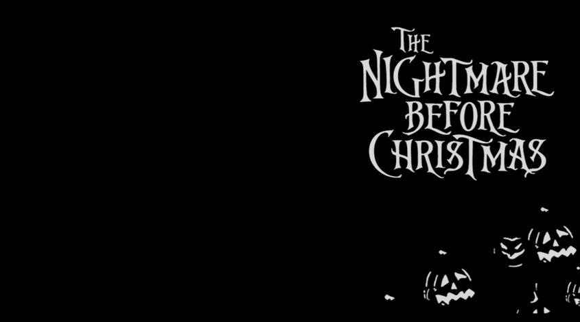 The Nightmare before Christmas ACT