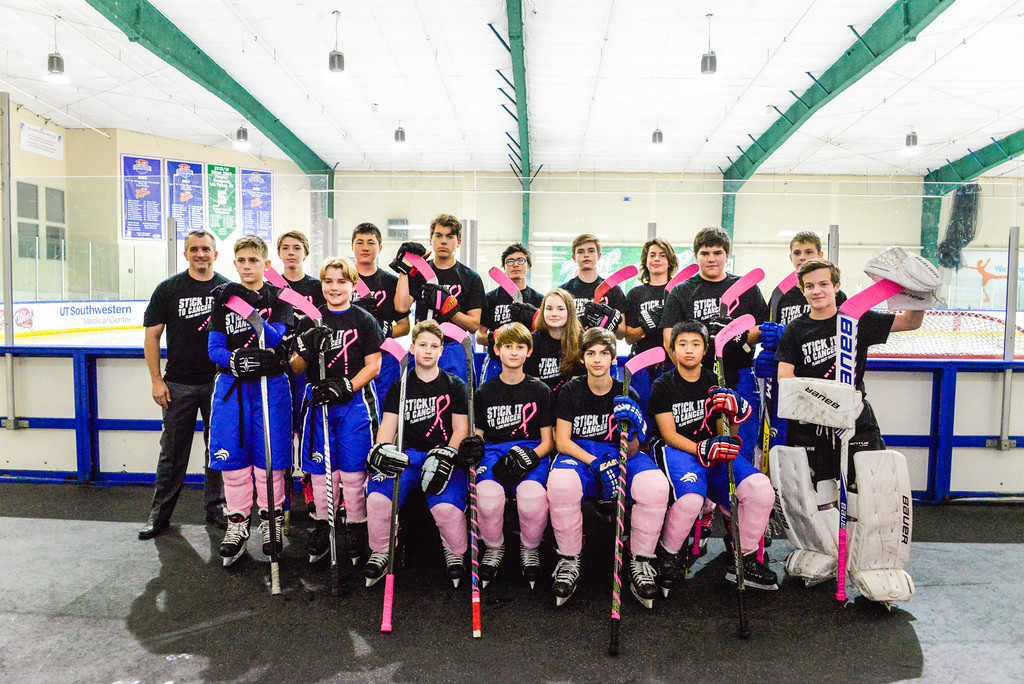 plano west wolves hockey team