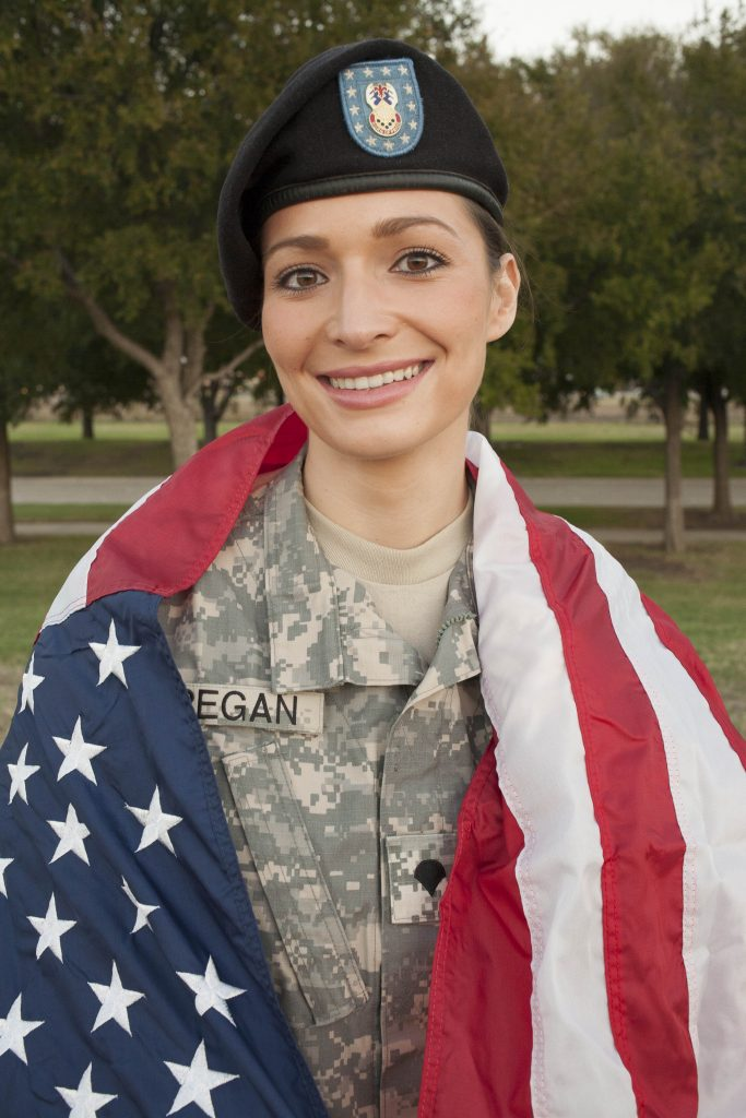 fight-like-a-girl-crystal-gregan-veterans-day