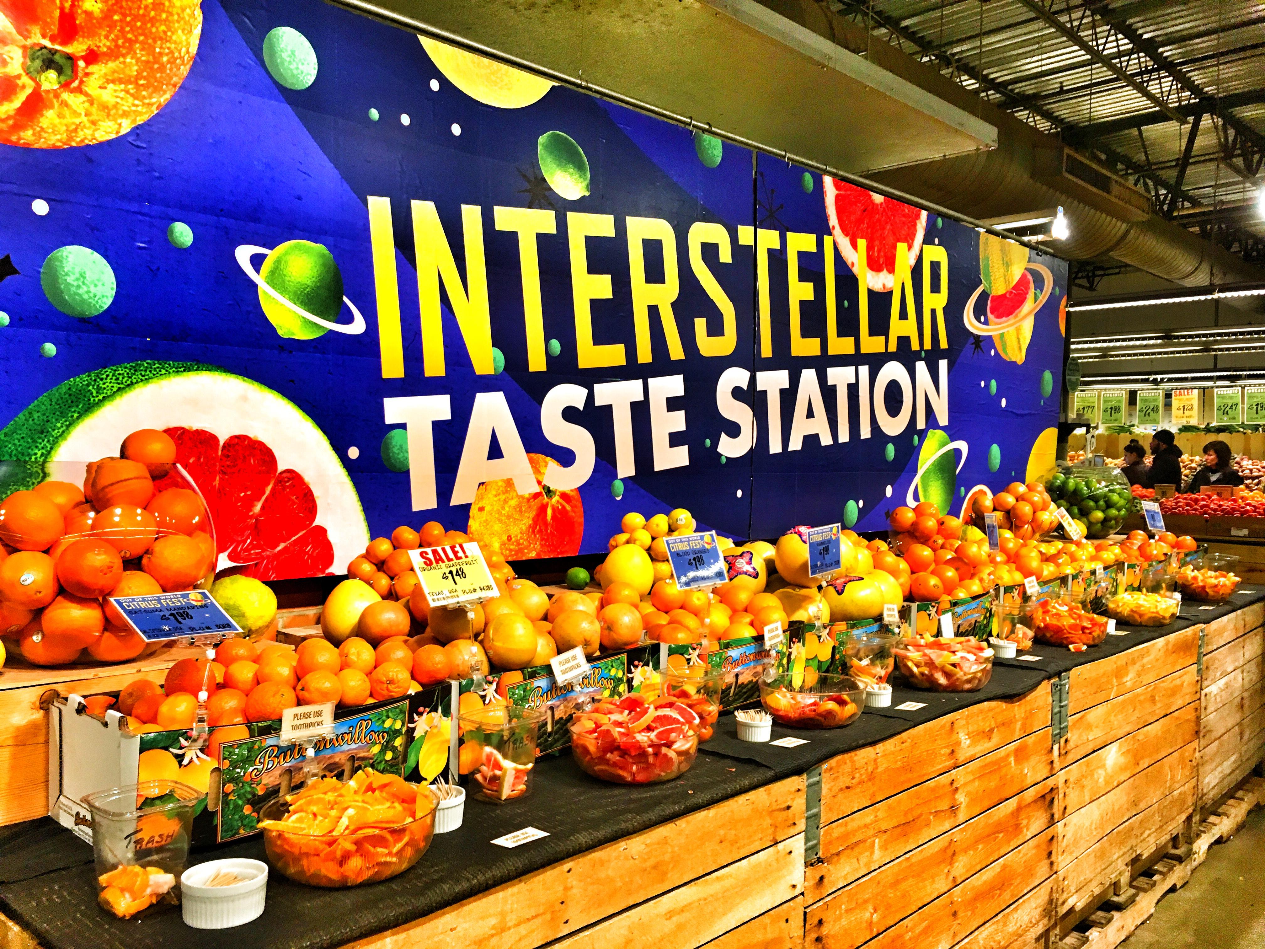 Central Market Citrus Fest