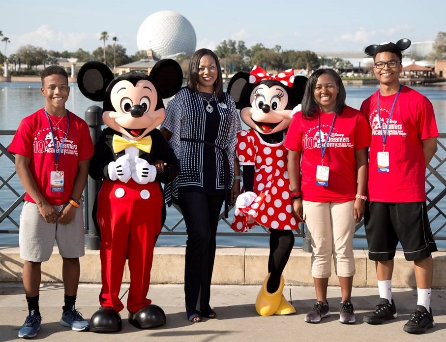 Plano ISD Teens Disneyworld