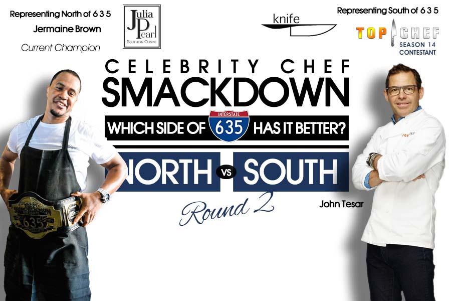 Chef Tre Wilcox, Celebrity Chef Smack Down, Plano