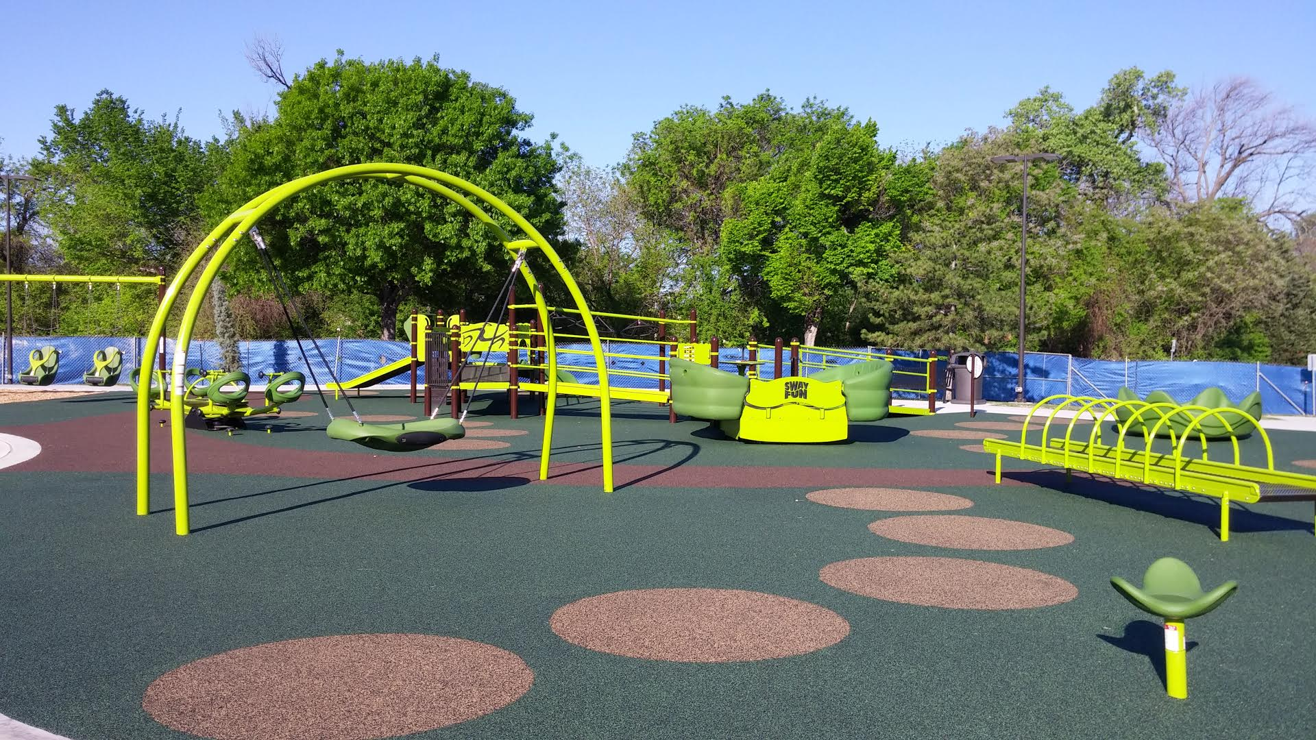 Plano Texas All-Abilities Park