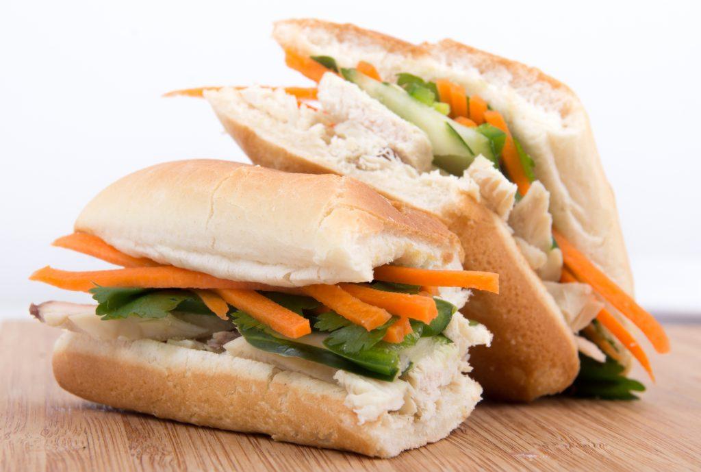 Rotisserie-Chicken-Banh-Mi