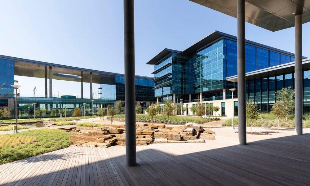 Toyota Northa America headquarters, Legacy West, Plano, Texas