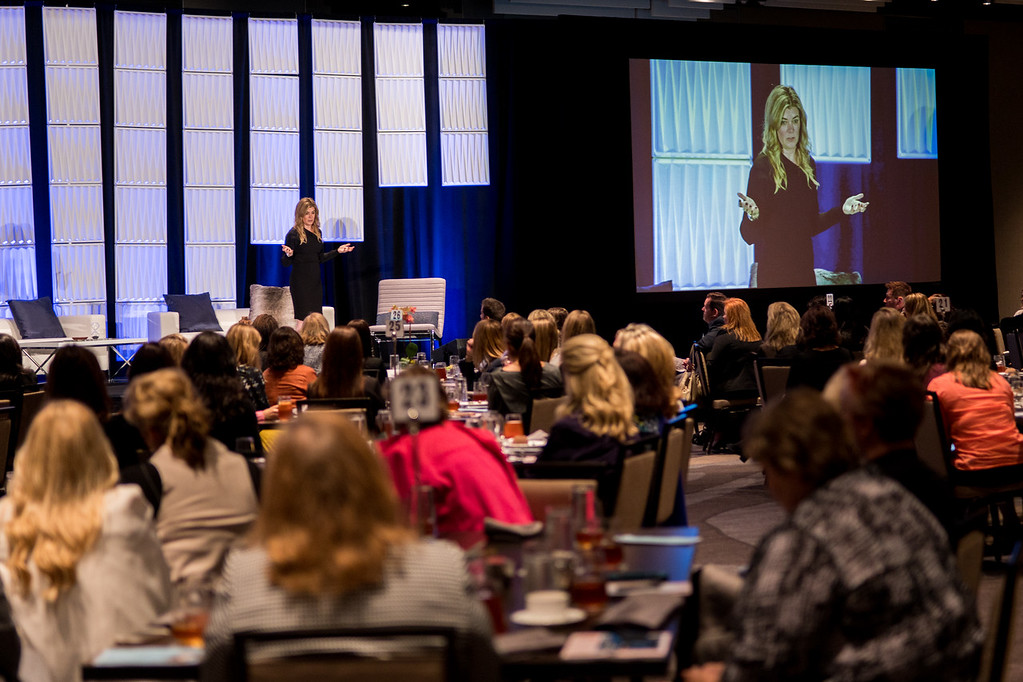 Stephanie Pope, CFO Boeing Global Services, Renaissance Legacy West Plano Hotel, Legacy West