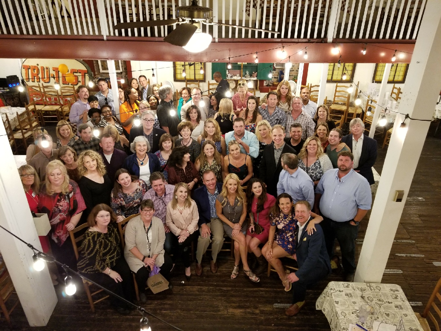 5th Annual Builders of Justice McKinney Progressive Dinner, Legal Aid of NorthWest Texas, downtown mckinney