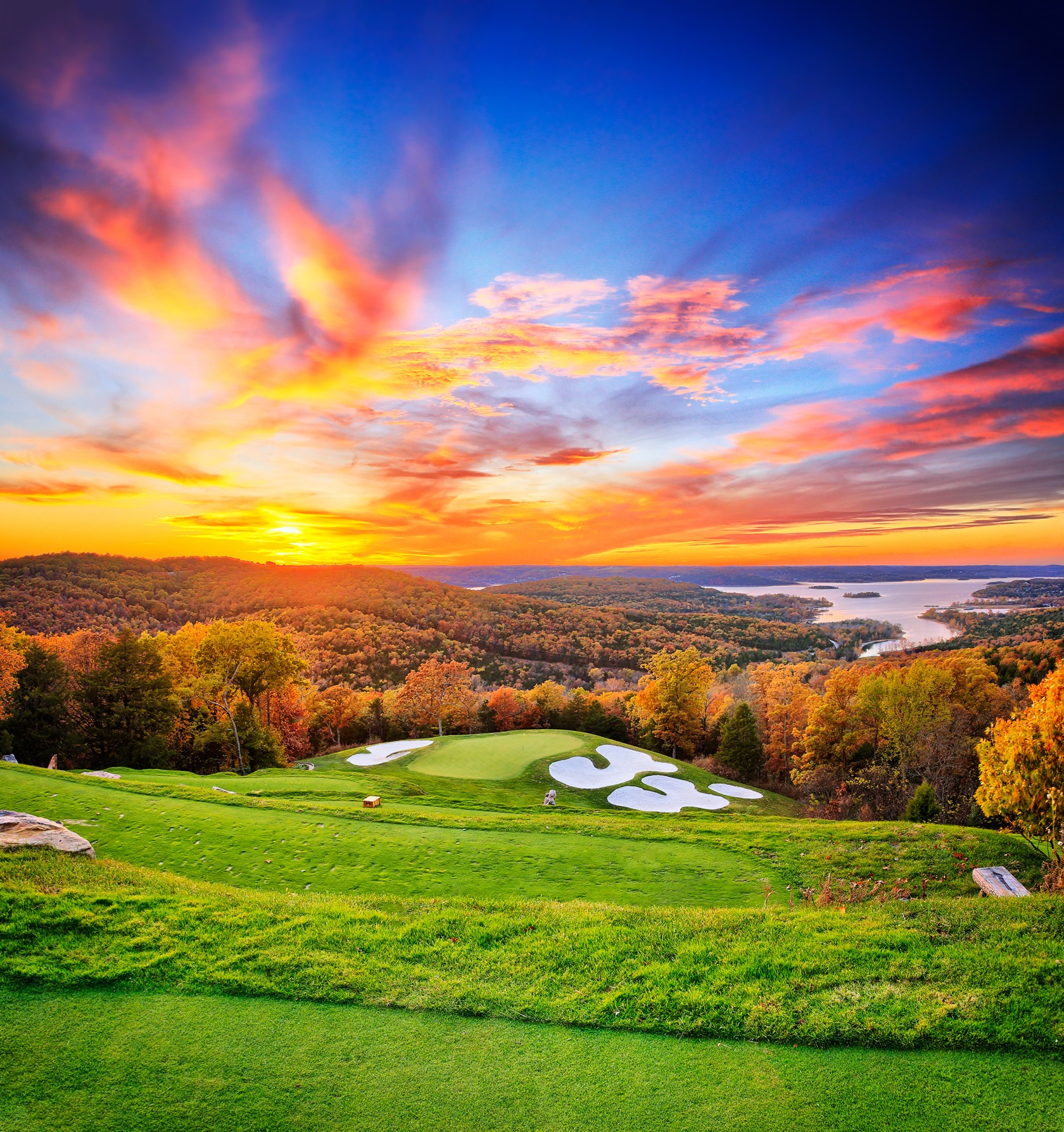 Into The Wild A Heavenly Wilderness Awaits At Big Cedar Lodge - Big cedar lodge map in the us