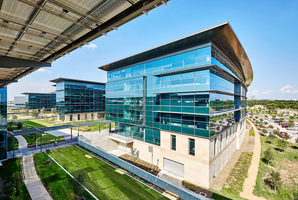 Toyota Campus Culture Plano Nurture Company Roots Ll Grow Thrive