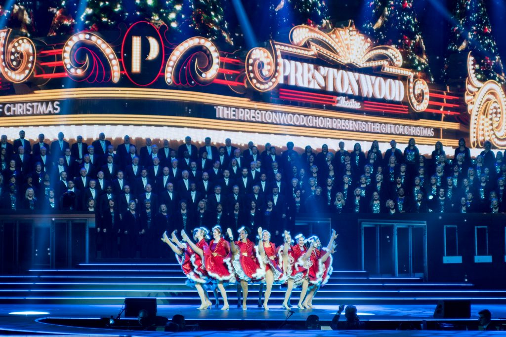 The Gift of Christmas: Behind the scenes at Prestonwood Baptist Church's Christmas pageant ...