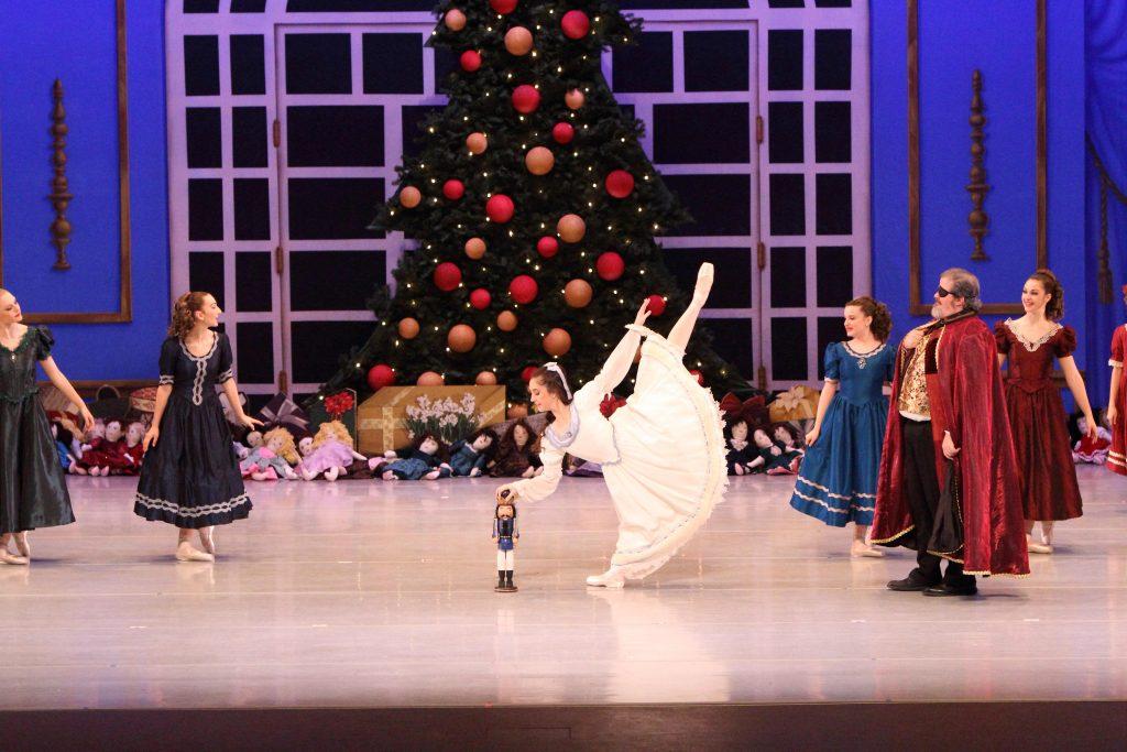 Dallas Repertoire Ballet, The Nutcracker, Eisemann Center, Richardson