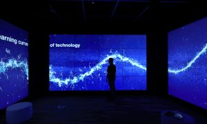 NTT Data, holodeck, X-Room, Plano, Legacy West
