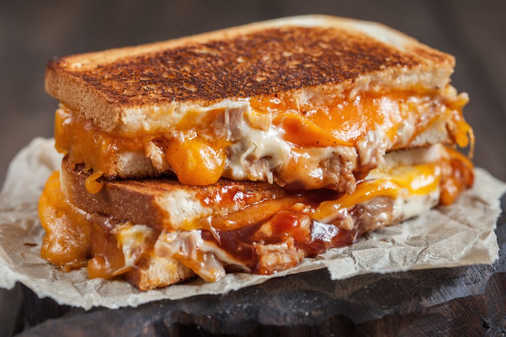 Texan Melts, grilled cheese sandwich, CityLine, Richardson