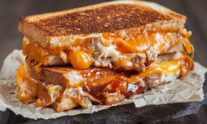 Texan Melts, grilled cheese sandwich, CityLine, Richardson