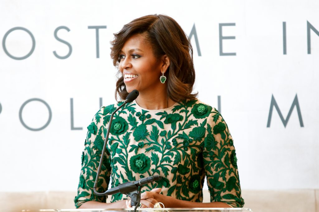 AT&T Performing Arts Center Winspear Opera House, Michelle Obama, #hearhere, Dallas,