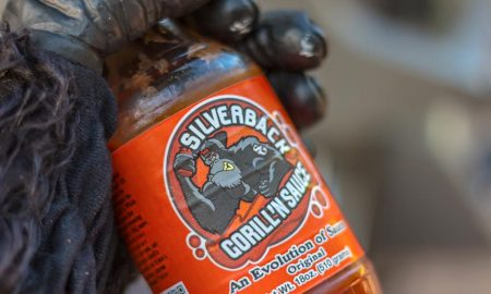 Silverback Gorill'n Sauce, barbecue, plano, texas, texas-made