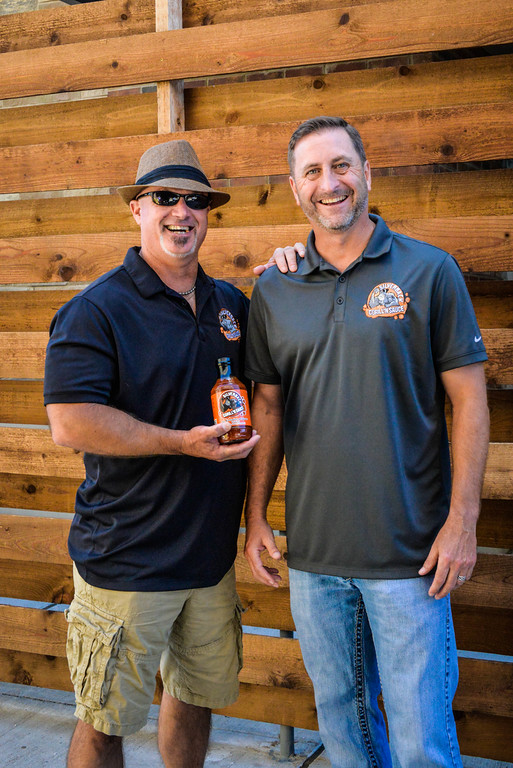 Silverback Gorill'n Sauce, Rob Clabaugh and Greg Kelley, Plano, Texas, Texas-made, barbecue sauce