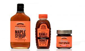 Nature Nate's honey McKinney food